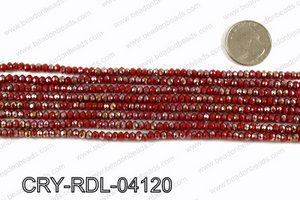 Angelic Crystals Rondels 4mm CRY-RDL-04120