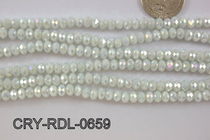 Angelic Crystal Rondel 6mm CRY-RDL-0659