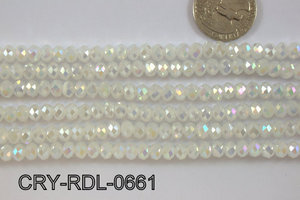 Angelic Crystal Rondel 6mm CRY-RDL-0661
