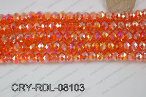 Angelic Crystal 8mm CRY-RDL-08103
