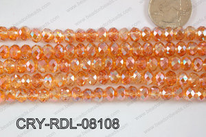 Angelic Crystal 8mm CRY-RDL-08108