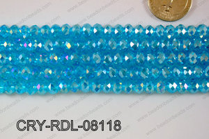 Angelic Crystal 8mm CRY-RDL-08118