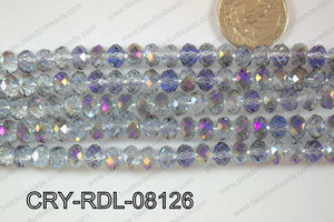 Angelic Crystal 8mm CRY-RDL-08126