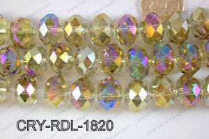 Angelic Crystal 18mm CRY-RDL-1820