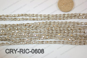 Angelic Crystals Rice 6mm CRY-RIC-0608
