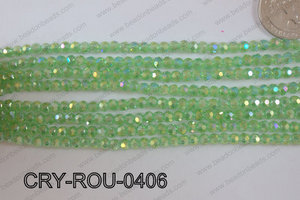 Angelic Crystal Round 4mm CRY-ROU-0406