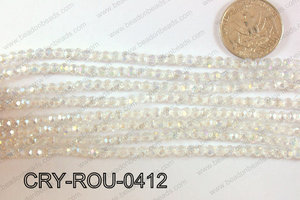 Angelic Crystal Round 4mm CRY-ROU-0412