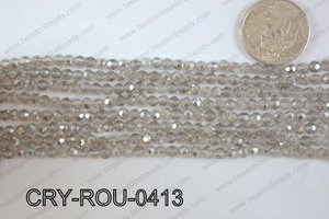 Angelic Crystal Round 4mm CRY-ROU-0413