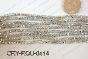 Angelic Crystal Round 4mm CRY-ROU-0414