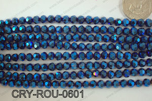 Angelic Crystal Round 6mm CRY-ROU-0601