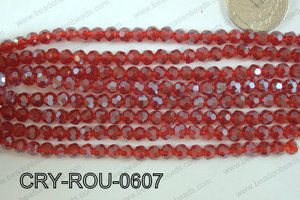 Angelic Crystal Round 6mm CRY-ROU-0607