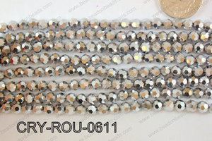 Angelic Crystal Round 6mm CRY-ROU-0611