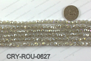 Angelic crystal round 6mmCRY-ROU-0627