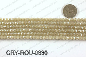 Angelic crystal round 6mmCRY-ROU-0630