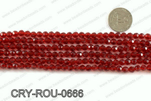 Angelic crystal round 6mmCRY-ROU-0666