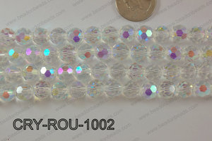 Angelic Crystals Round 32 cut 10mm CRY-ROU-1002