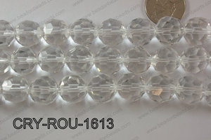 Angelic Crystals Round 32 cut 16mm CRY-ROU-1613