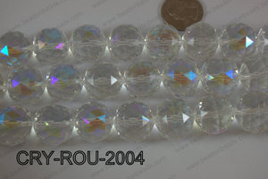 Angelic Crystal Round Faceted 20mm CRY-ROU-2004