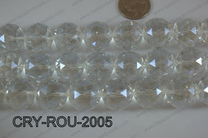Angelic Crystal Round Faceted 20mm CRY-ROU-2005