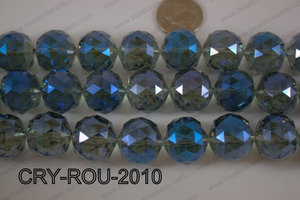 Angelic Crystal Round Faceted 20mm CRY-ROU-2010