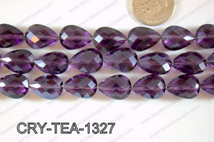 Angelic Crystal Tear Drop 13x18mm CRY-TEA-1327