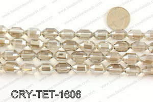 Tetragonal shaped crystal 10x16mmCRY-TET-1606