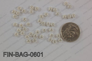 Finding Bead 250g Bag 6mm FIN-BAG-0601