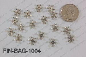Finding Bead 250g Bag 10mm FIN-BAG-1004