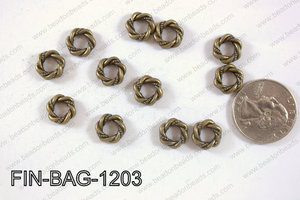 Finding Bead 250g Bag 12mm FIN-BAG-1203