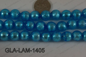 Glass Lampwork Blue 14mm GLA-LAM-1405
