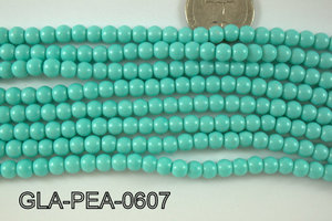 Glass Pearl 6mm GLA-PEA-0607