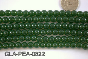 Glass Pearl 8mm GLA-PEA-0822