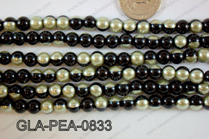 Glass Pearl 8mm GLA-PEA-0833
