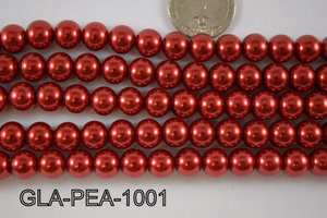 Glass Pearl 10mm GLA-PEA-1001