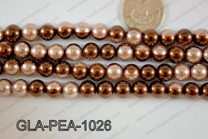 Glass Pearl 10mm GLA-PEA-1026
