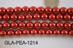 Glass Pearl 12mm GLA-PEA-1214