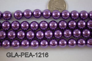 Glass Pearl 12mm GLA-PEA-1216