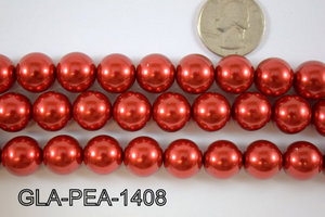 Glass Pearl 14mm GLA-PEA-1408