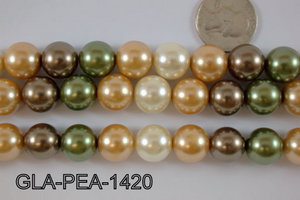 Glass Pearl 14mm GLA-PEA-1420