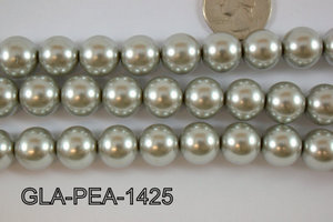 Glass Pearl 14mm GLA-PEA-1425