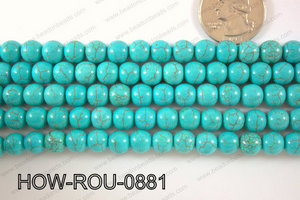 Howlite Round 8mm HOW-ROU-0881