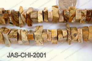 Jasper Chips 10x20mm JAS-CHI-2001