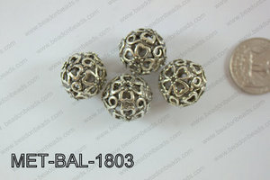 Metal Balls 24pcs 18mm MET-BAL-1803