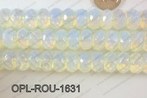 Opal Lite Round Faceted 16mm OPL-ROU-1631