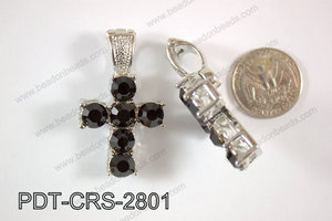 Cross Pendant 28x34mm PDT-CRS-2801