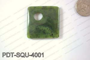 Canada Jade Square 40mm PDT-SQU-4001