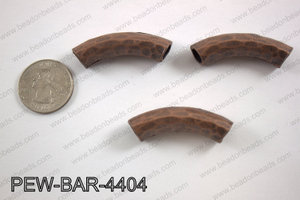 Metal bar copper 10x44mmPEW-BAR-4404