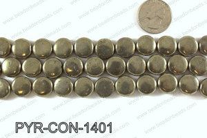 Pyrite coin 14mm PYR-CON-1401