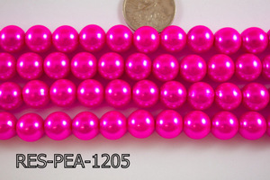 Resin Pearl 12mm 13'' RES-PEA-1205