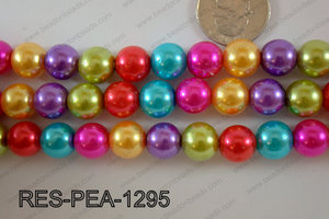 Resin Pearl Round 12mm RES-PEA-1295